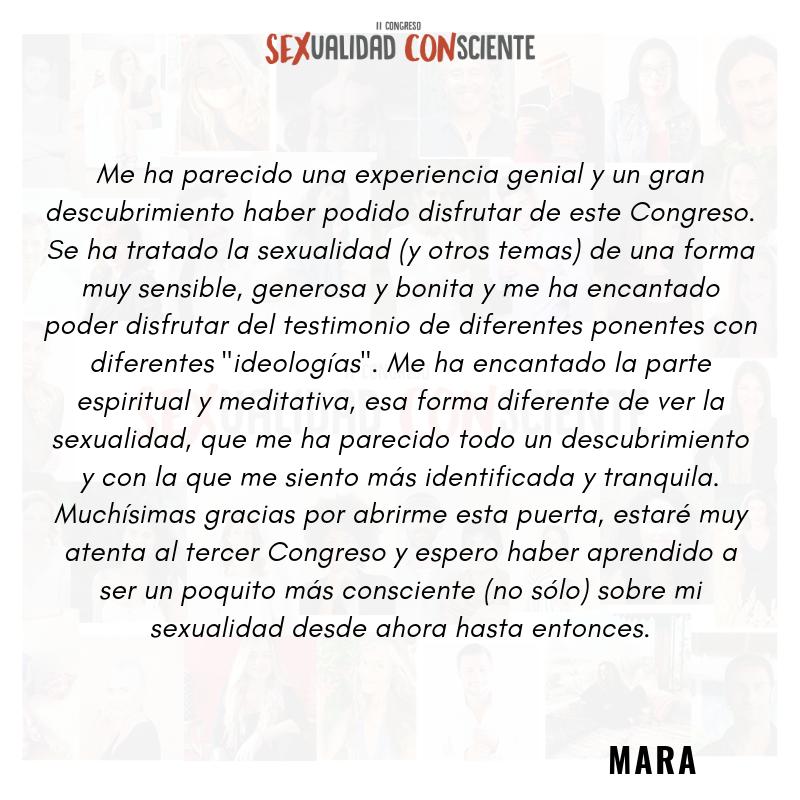 Testimonio SexCon