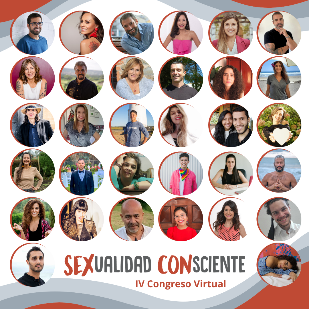 Ponentes Congreso SexCon 2021