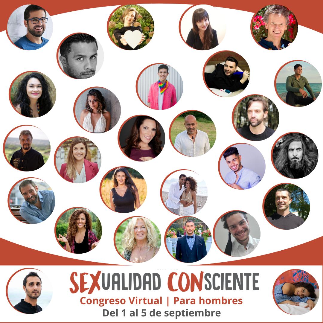 Congreso SexCon hombres 2021